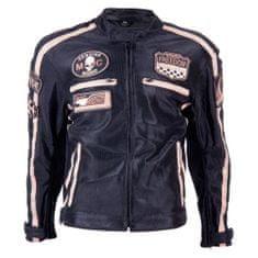 BOS Letní moto bunda BOS 6488 černá Velikost: Barva černá, Velikost M