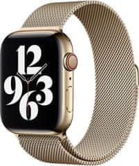 Apple milánský tah pro Watch Series, 44mm MYAP2ZM/A, zlatá