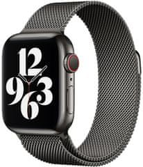 Apple milánský tah pro Watch Series, 40mm MYAN2ZM/A, šedá