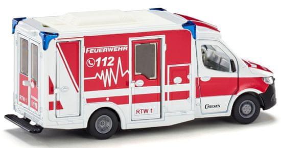 SIKU Super ambulance Mercedes-Benz Sprinter 1:50