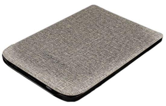 PocketBook Puzdro Pocketbook WPUC-627-S-GY pre Pocketbook 616/627/628/632/633 - ŠEDÉ