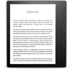 Amazon Kindle Oasis 3 - bez reklam, šedý, 8 GB, WiFi, Bluetooth, IPX8