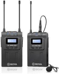 Boya mikrofon bezprzewodowy BY-WM8 PRO-K1, czarny
