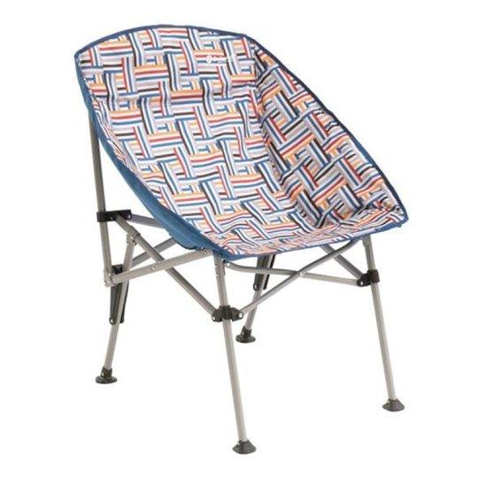 Outwell Venado Summer stol, zložljiv, pisan