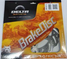 DELTA Braking Přední brzdový kotouč DBD021G pro Suzuki, Yamaha, Kawasaki