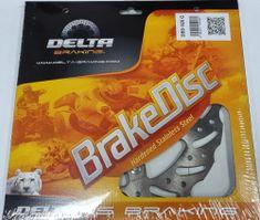 DELTA Braking Zadní brzdový kotouč DBD028G - Yamaha