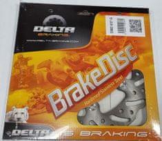 DELTA Braking Zadní brzdový kotouč DBD037G pro KTM, Husqvarna, Husaberg