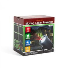 PHENOM Praznični laserski projektor s stojalom 400 m²