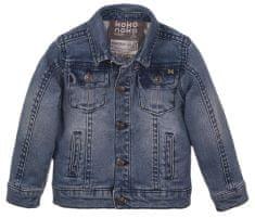KokoNoko chlapčenská džínsová bunda VK1004A, 92, modrá
