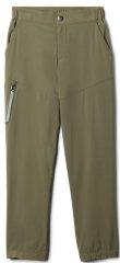 Columbia chlapecké kalhoty Tech Trek Trousers 1887322697 XXS zelená