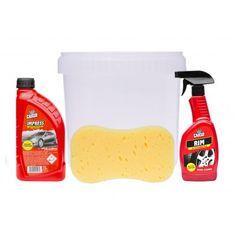 AUTOLAND Carso letni 4 delni set za pranje vozila