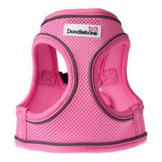 Doodlebone szelki dla psa Airmesh Snappy Pink rozm. XS