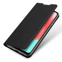Dux Ducis Skin Pro knjižni usnjeni ovitek za Samsung Galaxy A32 5G, črna