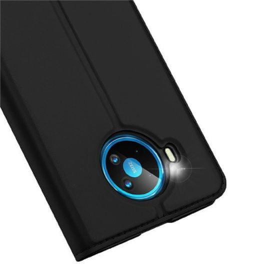 Dux Ducis Skin Pro knjižni usnjeni ovitek za Nokia 8.3 5G, črna