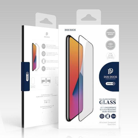 Dux Ducis All Glass Full Coveraged zaščitno steklo za Xiaomi Redmi K30 Pro / Poco F2 Pro, črna