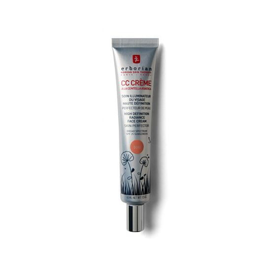 Erborian Rozjaśniający krem CC (High Definition Radiance Face )Cream (High Definition Radiance Face ) 45 ml