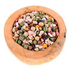 SVĚT OŘÍŠKŮ Čokoládové kamínky v barevné krustě 100g