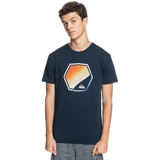 Quiksilver T-shirt męski Fading Out Ss EQYZT06320-BYJ0