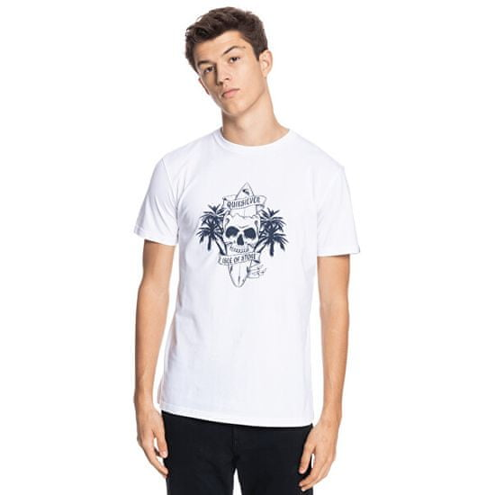 Quiksilver T-shirt męski Night Surfer Ss EQYZT06325-WBB0