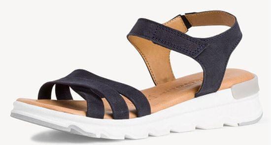 Tamaris Skórzane sandały 1-1-28709-26 1-1-28709-26-805