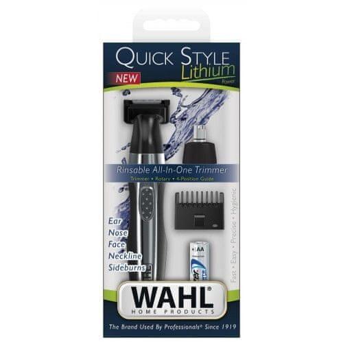 Wahl Quick Style Lithium akumulatorski stroj za striženje las 5604-035