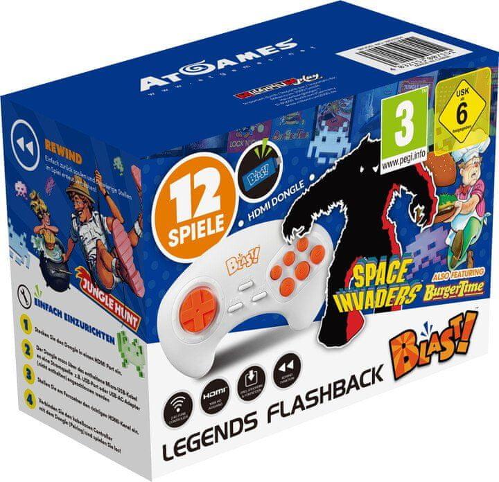 AtGames Legends Flashback Blast!, Space Invaders (M715)