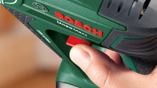 Bosch młot udarowo-obrotowy Uneo Maxx 18 Li + uchwyt wiertarski (060395230C)