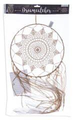 Lapač snů, přírodní, 30× 67 cm