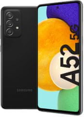 SAMSUNG Galaxy A52 5G, 6GB/128GB, Black