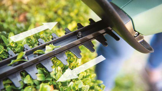 Bosch Aku nožnice na živé ploty EasyHedgeCut 18-45 set (0.600.849.H00)