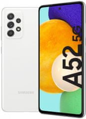 SAMSUNG Galaxy A52 5G, 6GB/128GB, White
