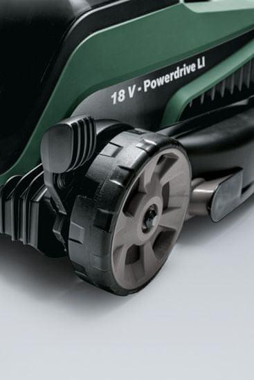 Bosch rotacijska akumulatorska kosilnica City Mower 18-300, set, (0.600.8B9.A00)