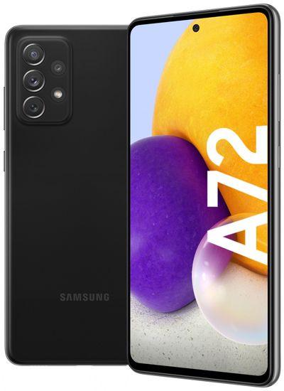 SAMSUNG Galaxy A72, 6GB/128GB, Black