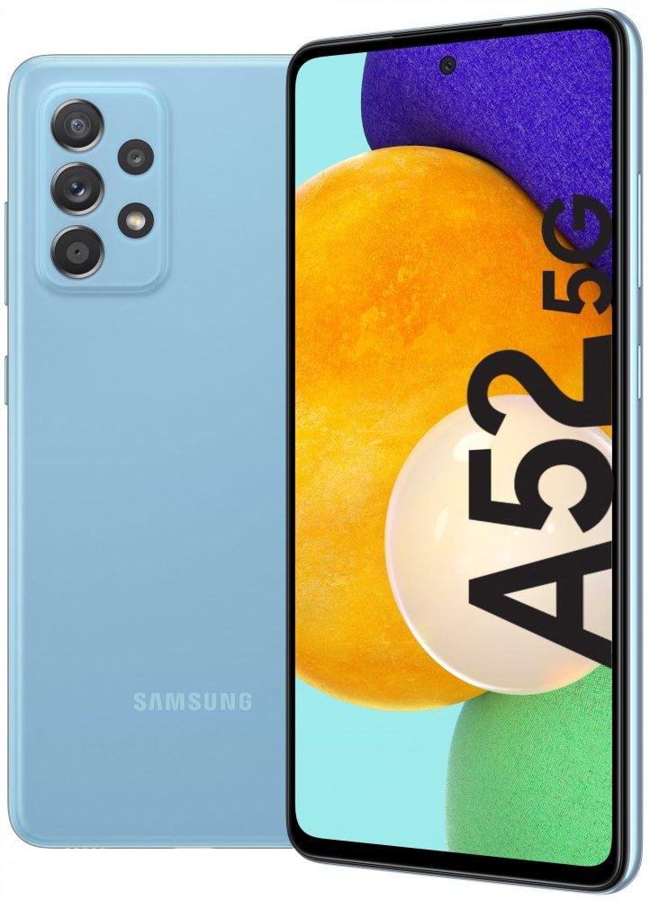 Samsung Galaxy A52 5G, 6GB/128GB, Blue