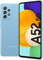 SAMSUNG Galaxy A52 5G, 6GB/128GB, Blue