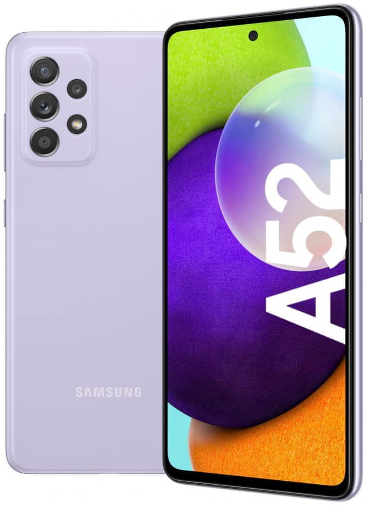 Samsung Galaxy A52, 6GB/128GB, Lavender