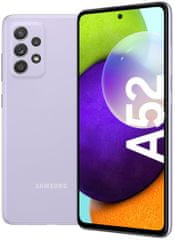 Samsung Galaxy A52 mobilni telefon, 6 GB/128 GB, viola