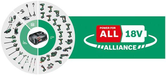 Bosch akumulatorski pihalnik listja ALB 18 LI (06008A0302) brez baterije in polnilca