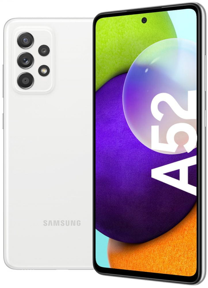 Samsung Galaxy A52, 6GB/128GB, White