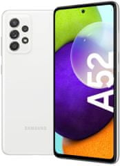 SAMSUNG Galaxy A52, 6GB/128GB, White