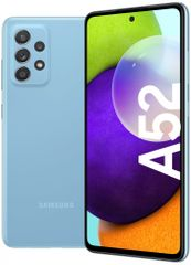 SAMSUNG Galaxy A52, 8GB/256GB, Blue