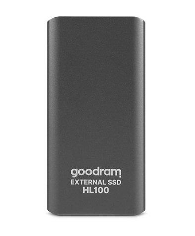 GoodRam HL100 vanjski SSD disk, 512 GB, USB 3.2 Gen 2