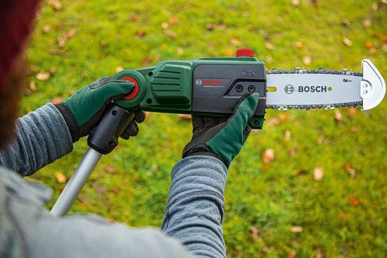 Bosch akumulatorska verižna žaga Universal Chain Pole 18 (06008B3100)