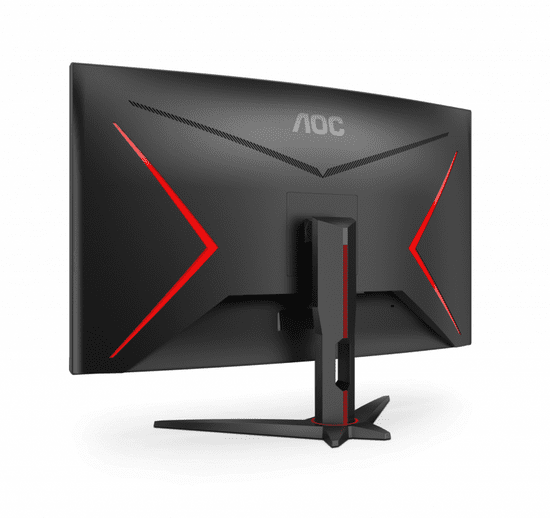 AOC C32G2AE VA FHD gaming monitor, ukrivljen (C32G2AE/BK)