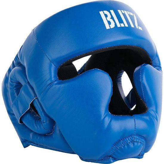 Blitz Prilba BLITZ Club Full Contact - modrá