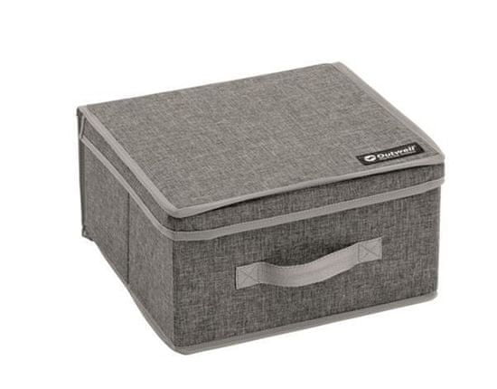Outwell Palmar škatla za shranjevanje, 13 l, M, siva