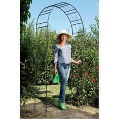 Verdemax Zahradní kovový oblouk 3417