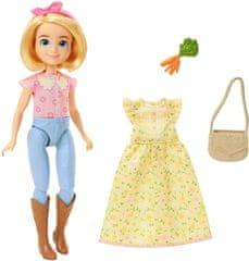 Mattel Spirit Veselá bábika s oblečením Abigail