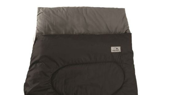 Easy Camp spalna vreča Astro, črna