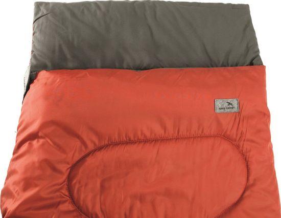 Easy Camp spalna vreča Astro, rdeča